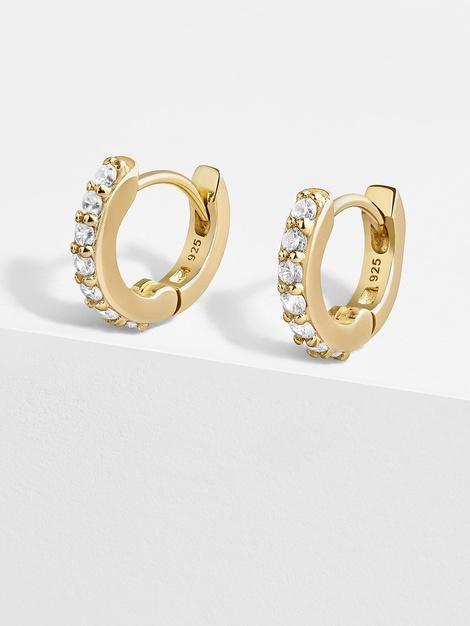Lemon Drop Earrings from Baublebar on 21 Buttons