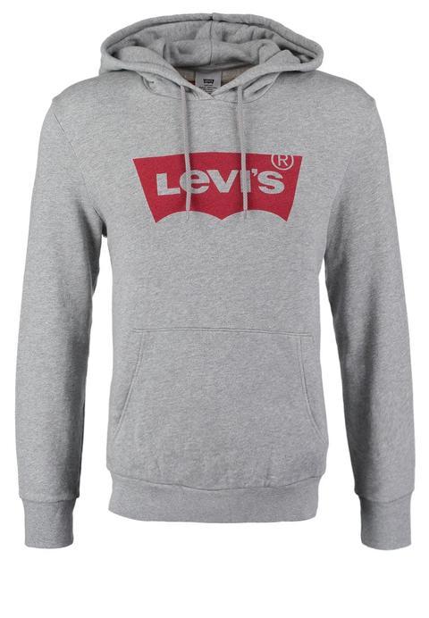 Levi's® Jersey Con Capucha Midtone Grey de Zalando en 21 Buttons