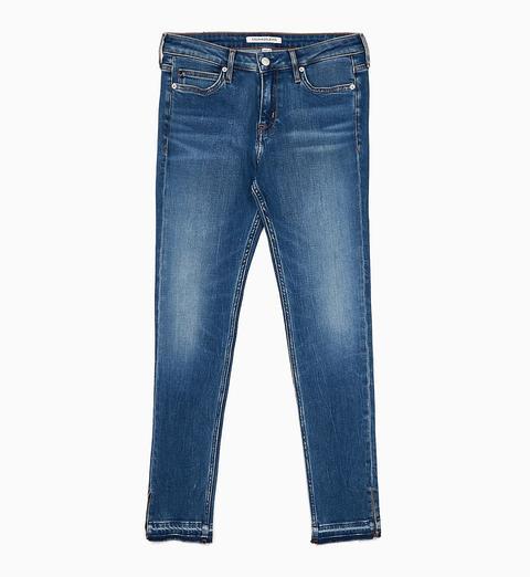Ckj 001 Super Skinny Ankle Jeans