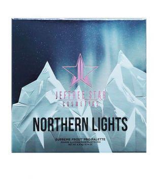 Jeffree Star Cosmetics - Paleta De Iluminadores Nothern Lights Supreme Frost Pro