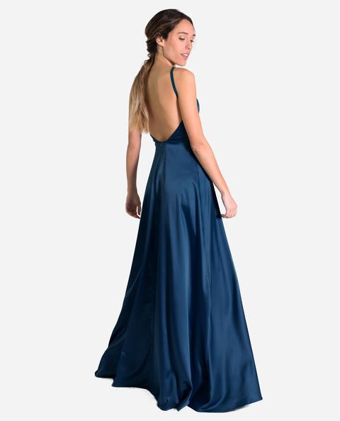 Vestido Odette · Azul de THE-ARE en 21 Buttons