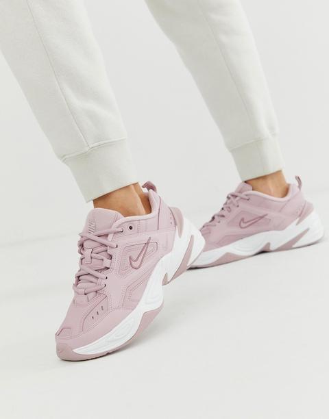 Zapatillas En Rosa M2k Tekno De Nike de ASOS en 21 Buttons
