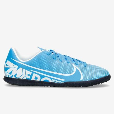 zapatillas sala nike azules mercurial