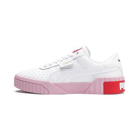 Zapatillas De Mujer Cali, Blanco/rosado, Talla 35,5 | Puma Mujeres