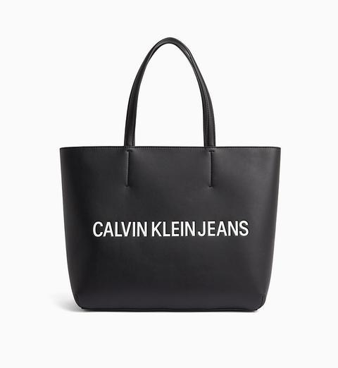 Bolso Tote Grande de Calvin Klein en 21 Buttons