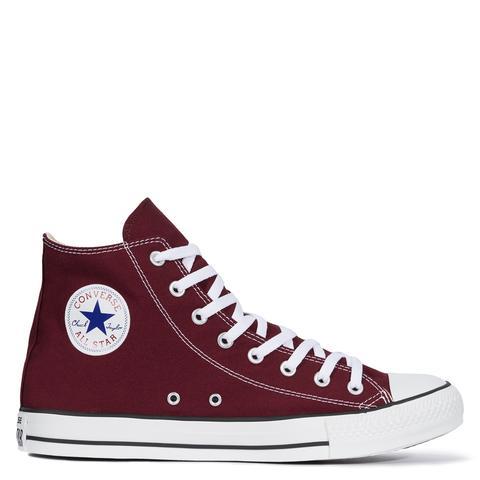 Converse Chuck Taylor All Star Classic High Top Red de Converse en 21 Buttons