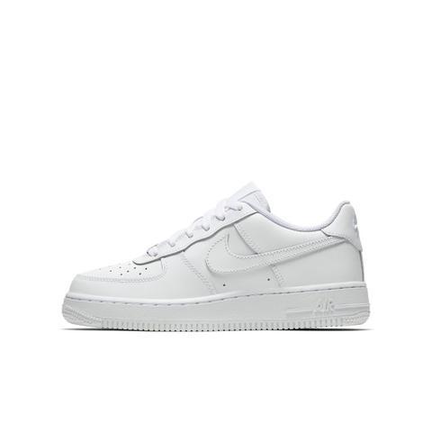 Scarpa Nike Air Force 1 - Ragazzi - Bianco de Nike en 21 Buttons