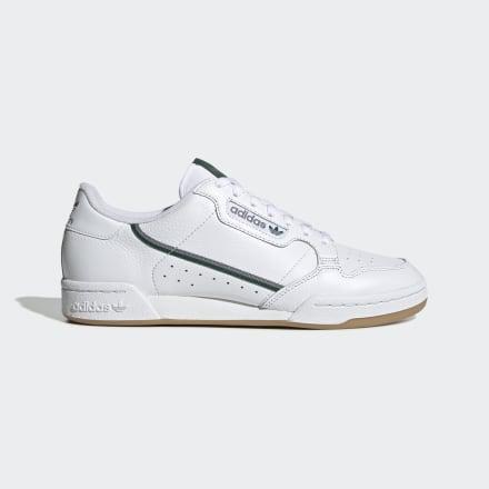 Zapatilla Continental 80 de Adidas en 21 Buttons
