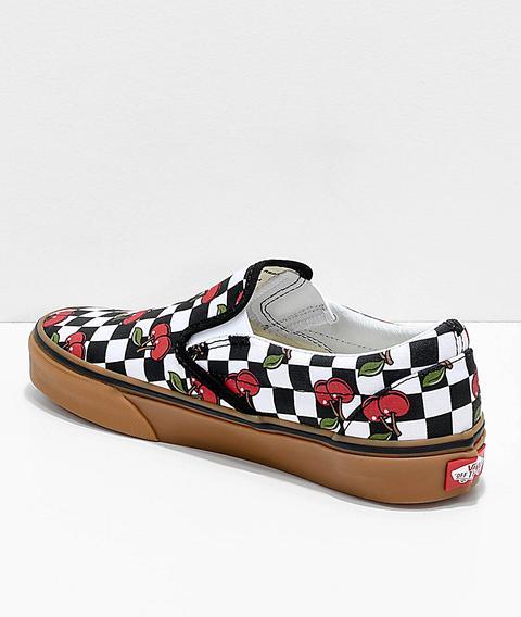 Gum Checkered Skate Shoes | Zumiez