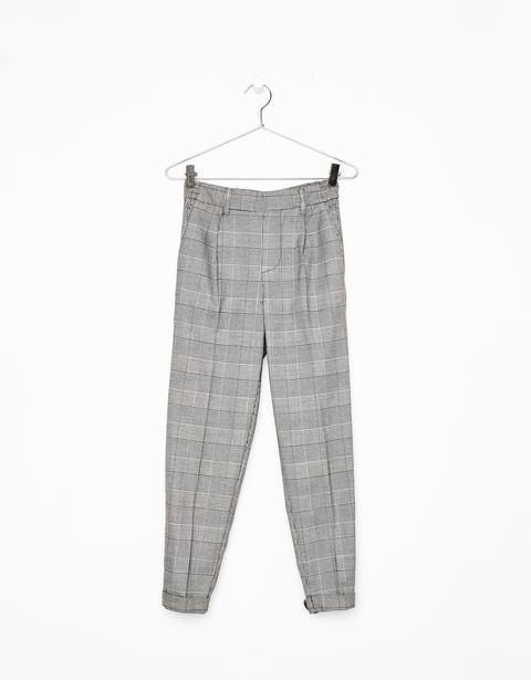 Pantaloni Confezione Jogger Con Pinces