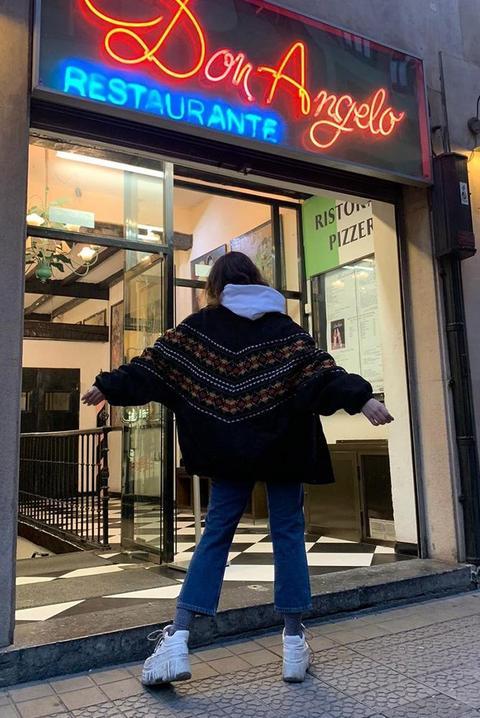 Vancouver Black Vegan Navajo Bomber