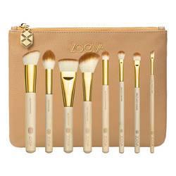Bamboo Luxury Set Vol. 2 - Kit De Brochas Y Pinceles Para Rostro Y Ojos de Sephora en 21 Buttons