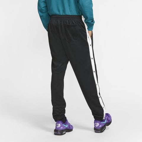 compra venta calidad y cantidad asegurada detallado Nike Sportswear Pantalón De Botones A Presión - Hombre - Negro from Nike on  21 Buttons