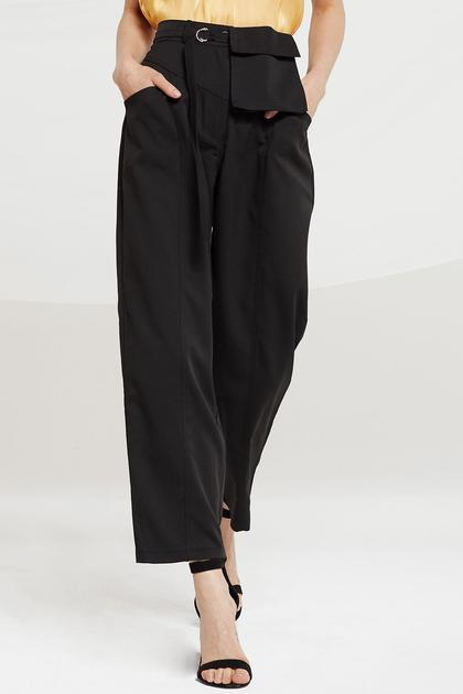 Elliott Slouchy Pants W/ Belt Bag de Storets en 21 Buttons