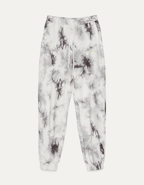 Pantalón Jogger Tie Dye