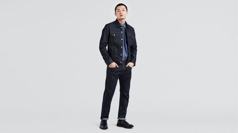 502™ Regular Taper Jeans de Levi's en 21 Buttons