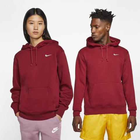 nike yellow fleece hoodie