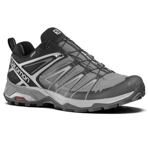 Zapatillas Impermeables De Montaña Y Trekking,salomon,x Ultra 3 Gore-tex,hombre