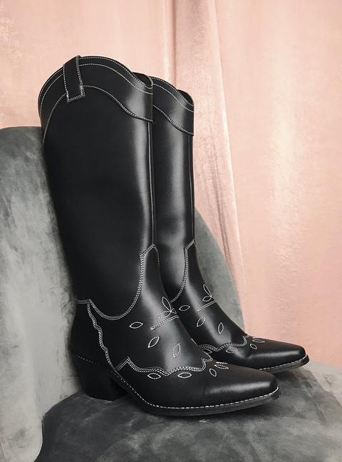 Cowgirl Boots de Laagam en 21 Buttons