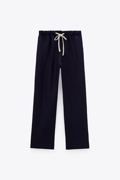 Pantalón Rústico Cordón