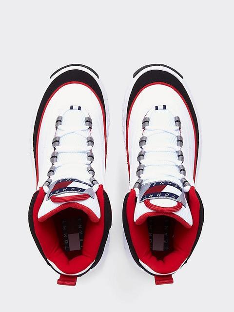 Zapatillas Deportivas Heritage Con Cordones de Tommy Hilfiger en 21 Buttons