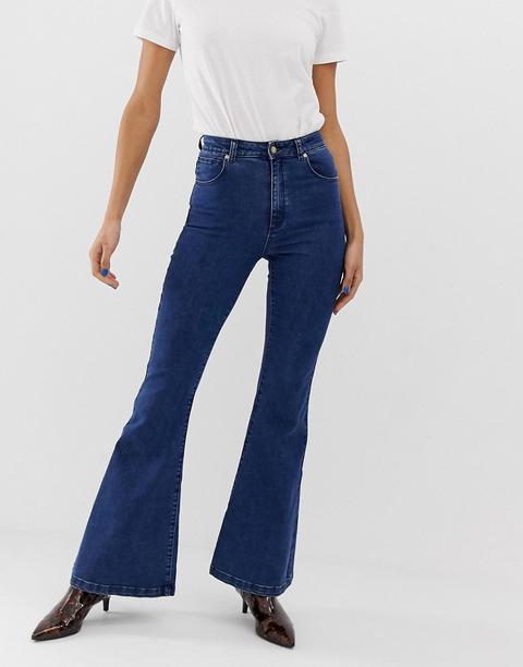 Pantalones De Campana Estilo Años 70 De Abrand de ASOS en 21 Buttons