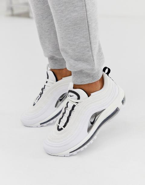 adidas air max 97 white
