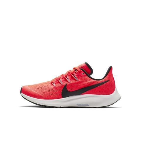 zapatillas nike rojo niño