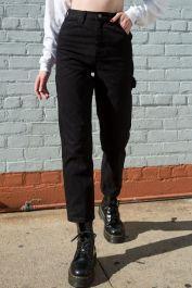 Ariana Painter Pants M de Brandy Melville en 21 Buttons
