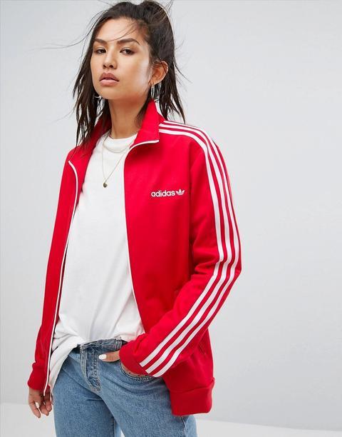 tute adidas donna originals rossa