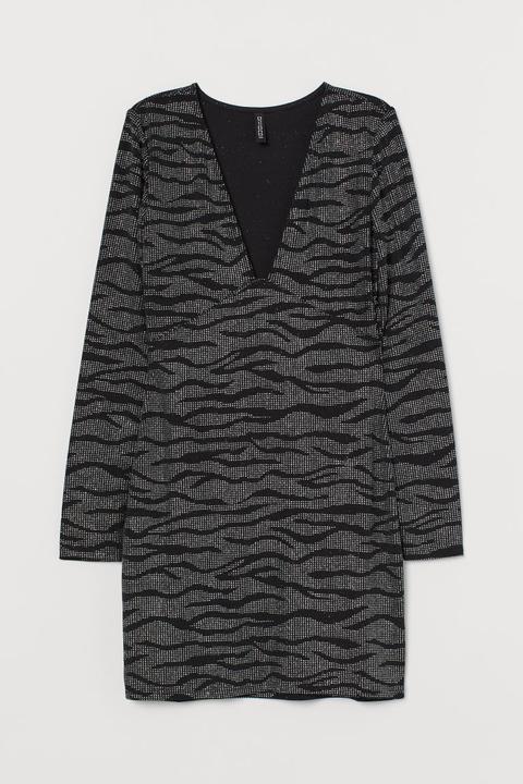 Vestido Blazer Lentejuelas de Zara en 21 Buttons