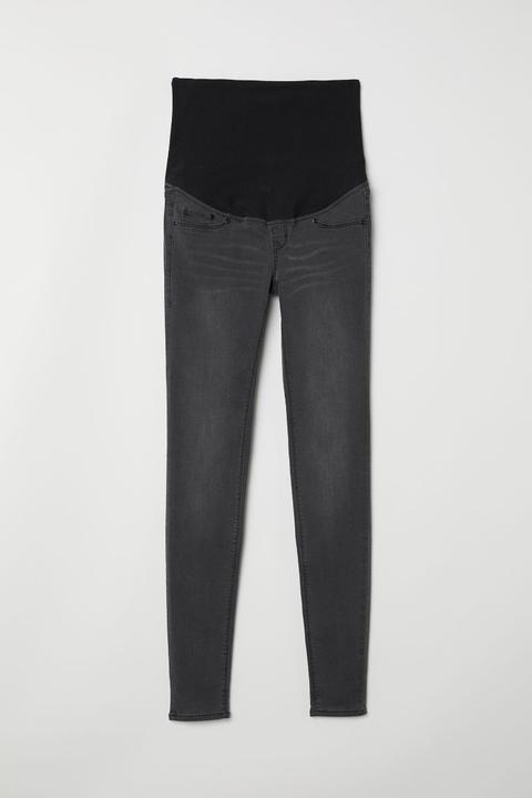 Mama Super Skinny Jeans - Gris