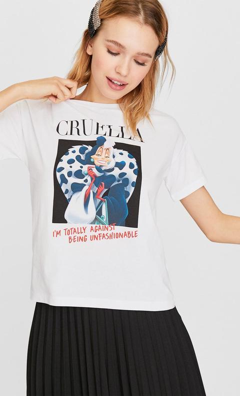 T-Shirt Fille Disney