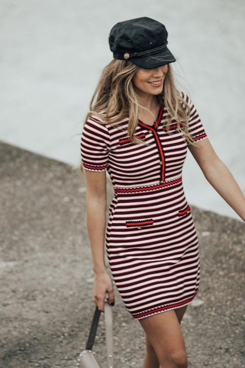 Vestido Sevilla Rojo