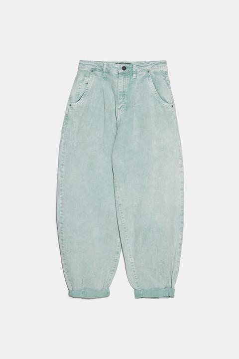 Jeans Z1975 Authentic Slouchy Acid Wash