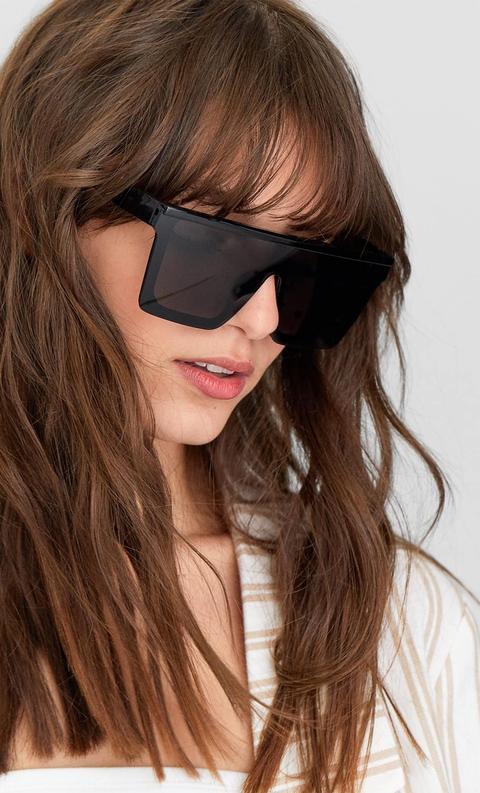 Gafas Flat Top Visor