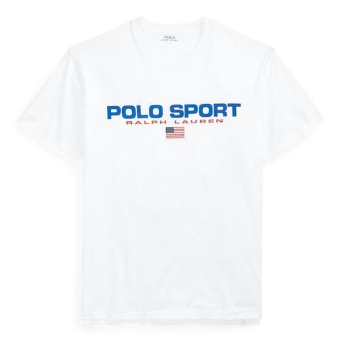 Camiseta Classic Fit Polo Sport de Ralph Lauren en 21 Buttons
