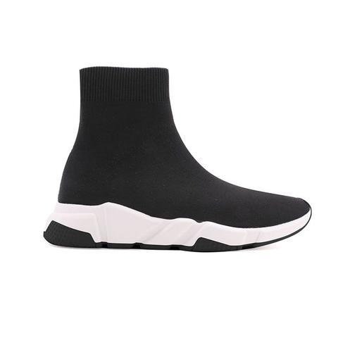 Women - Emige Concealed Heel Sock Boots Sneakers de Jessica Buurman en 21 Buttons