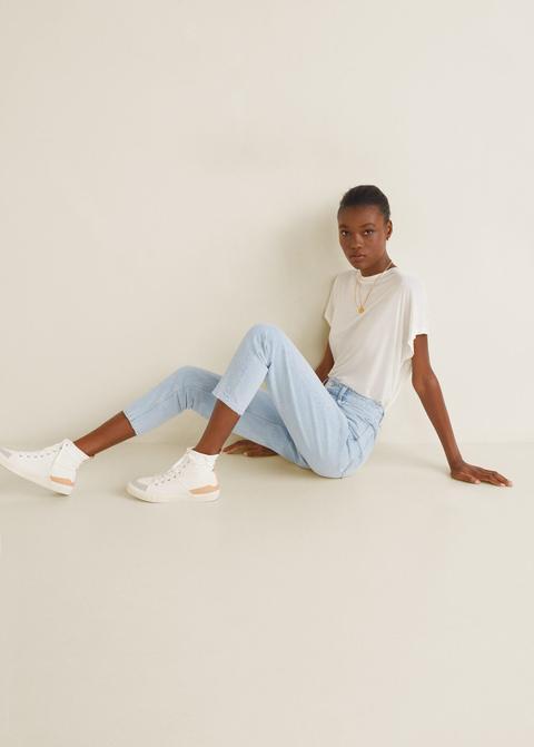 Jeans Slim Mom