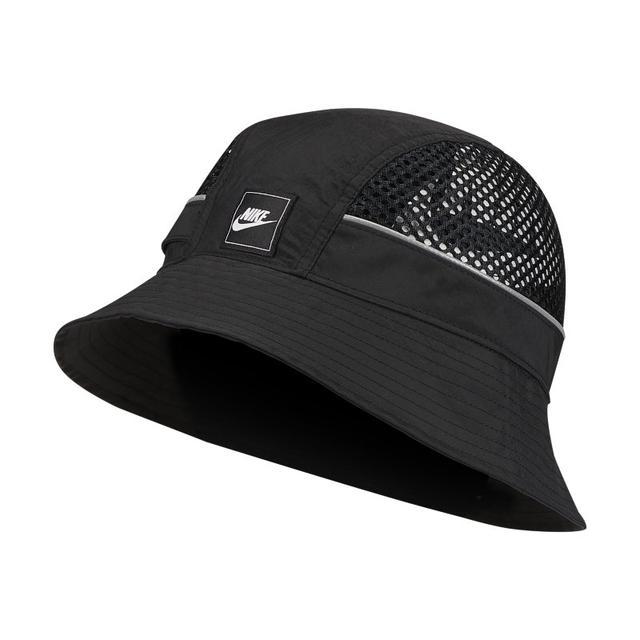 buscar genuino en pies imágenes de fábrica Nike Sportswear Mesh Sombrero Tipo Pescador - Negro from Nike ...
