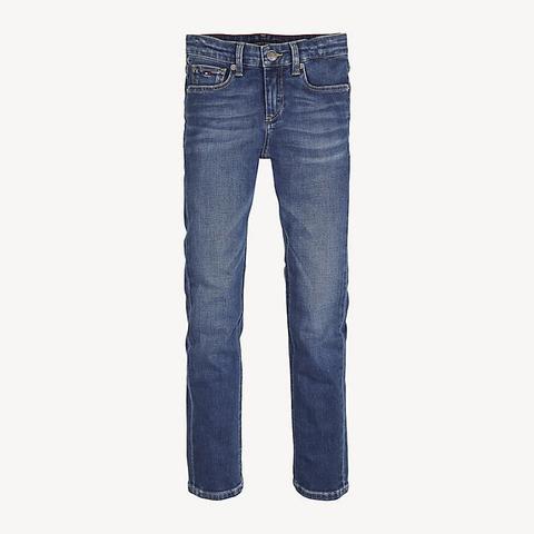 Online-Shop wähle spätestens moderner Stil Scanton Slim Fit Jeans from Tommy Hilfiger on 21 Buttons