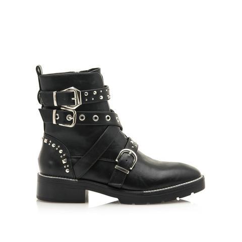 Botín 79838 Negro de Sixtyseven Shoes en 21 Buttons