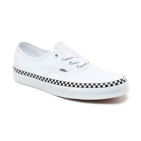 Vans Check Foxing Authentic Shoes