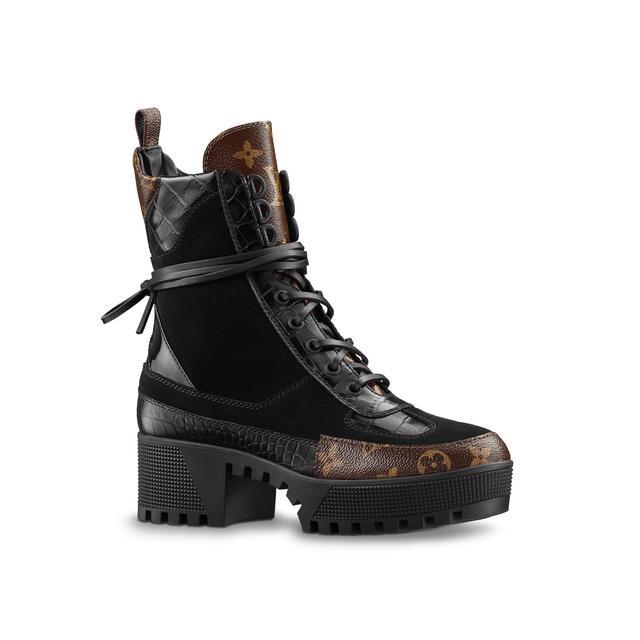 Laureate Platform Desert Boot from