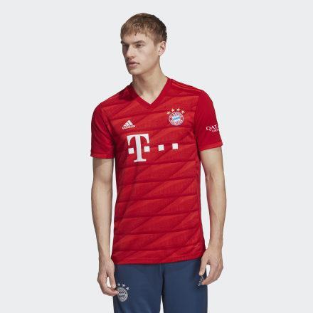 Camiseta Primera Equipación Fc Bayern de Adidas en 21 Buttons