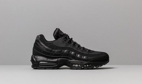 Nike Air Max 95 Black Black anthracite de Footshop en 21 Buttons