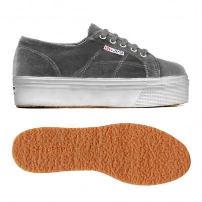 2790-velvetw, 15110, Lady Shoes S0080y0 004 Grey Dk