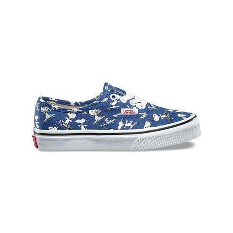zapatillas niños vans azules