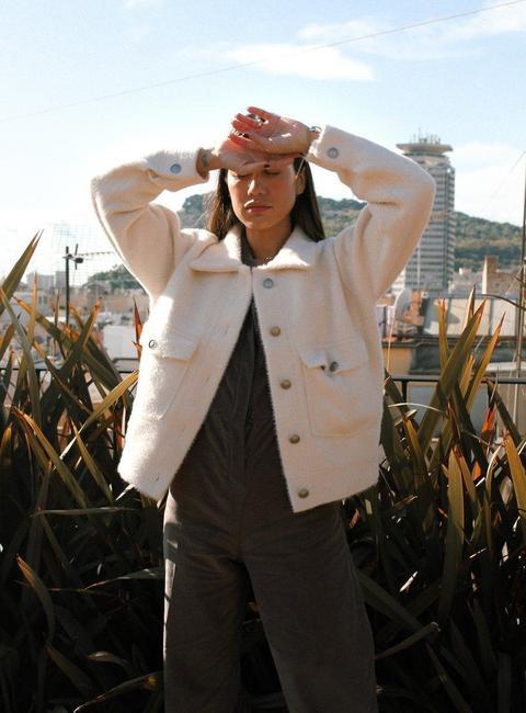 Furry Jacket de Laagam en 21 Buttons