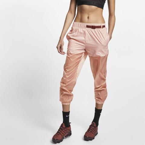 pantalones nike rosas